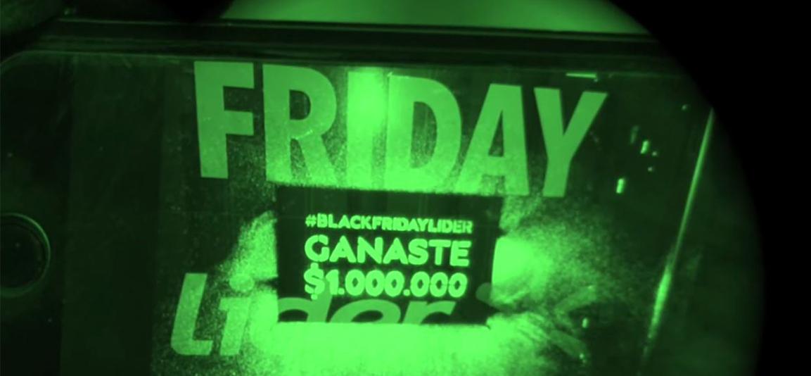 Lider – Black Friday